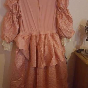 Woman's Victorian Halloween costume